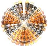 Cercle de bijou Photo libre de droits