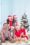 Cercle de famille Image libre de droits