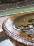 cercle de l'eau Images stock
