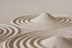 Cercle de zen Photos libres de droits