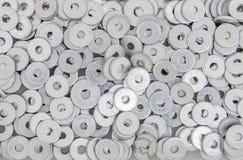 Cercle en acier d'anneau Images stock