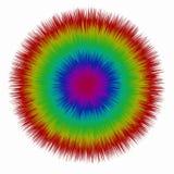 Cercle (format d'AI procurable) Image stock