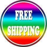 Cercle libre d'expédition Photographie stock