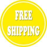 Cercle libre d'expédition Photographie stock libre de droits