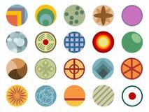 Cercles Photos stock