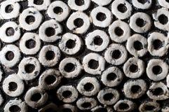 Cercles abstraits Photo libre de droits