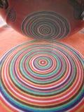 Cercles concentriques images libres de droits
