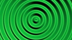 Cercles concentriques avec l'effet hypnotique illustration stock