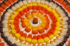 Cercles de bonbons au maïs Photos libres de droits