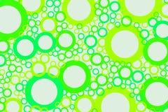 Cercles de fond, bulles, sphère ou modèle abstraite d'ellipses pour la conception Décoration, papier peint, créatif et concept Images stock