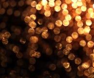Cercles de Noël Image libre de droits