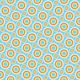 Cercles lumineux illustration de vecteur