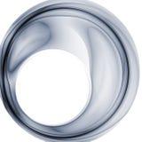 Cercles sales Image libre de droits