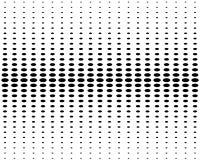 Cercles tramés verticaux, sur un fond blanc calibre de disposition, bannière à vendre Illustration de vecteur illustration stock