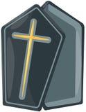 Cercueil Photo libre de droits