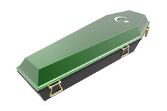 cercueil Images stock