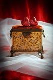 Cercueil de bijou Images stock