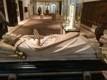 Cercueil de reine Mary Photos stock