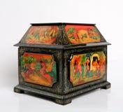 Cercueil folklorique Photo stock