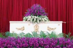Cercueil thaï Photo stock