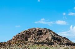 cerdeña archaeology foto de archivo libre de regalías