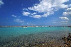 Cerdeña, Budelli, isla del archipiélago de Magdalena del La en Cerdeña del noreste, Sassari Fotos de archivo