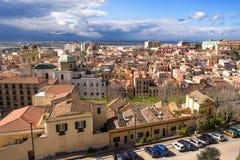 Cerdeña, Cagliari, Stampace fotos de archivo libres de regalías