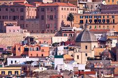 Cerdeña Italia Imagenes de archivo