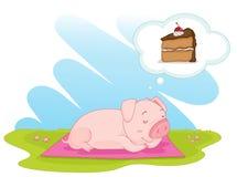 Cerdo libre illustration