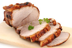 Cerdo de carne asada Foto de archivo