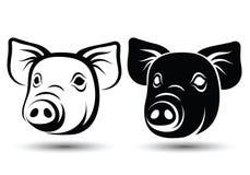 Cerdo de la cara libre illustration