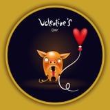 Cerdo de la tarjeta con impulso libre illustration