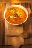Cerdo del curry del coco Imágenes de archivo libres de regalías