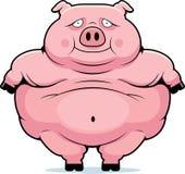 Cerdo gordo libre illustration