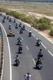 CERDO Harley Davidson European Rally 2015 Foto de archivo
