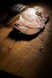 Cerdo hervido frío Fotos de archivo libres de regalías