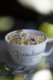 Cereais da manhã Imagem de Stock