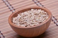 Cereais saudáveis imagens de stock