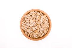 Cereais saudáveis fotografia de stock