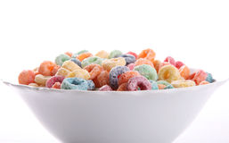 Cereal Royalty Free Stock Photos