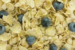 Cereal. Picture of a cereal close up Stock Photo