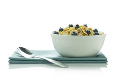 Cereal. Picture of a cereal in a bowl Stock Photos