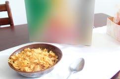 Cereal 02 Foto de Stock Royalty Free