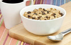 Free Cereal And Raisins Royalty Free Stock Photography - 18657887