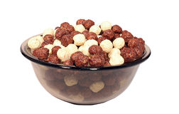Cereal balls Stock Photo