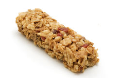 Cereal Bar. On a white background Royalty Free Stock Photography