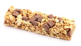 Cereal bar Royalty Free Stock Photo