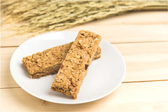 Cereal bar Stock Image