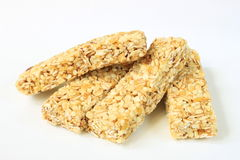 Cereal bars Royalty Free Stock Image
