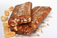 Cereal Bars Royalty Free Stock Photo